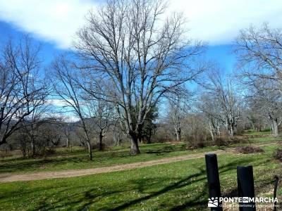 Cascadas de La Granja - Chorro Grande y Chorro Chico; Senderismo entresemena;botas senderismo verano